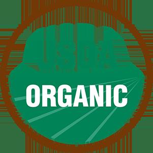 organic four color organic seal small