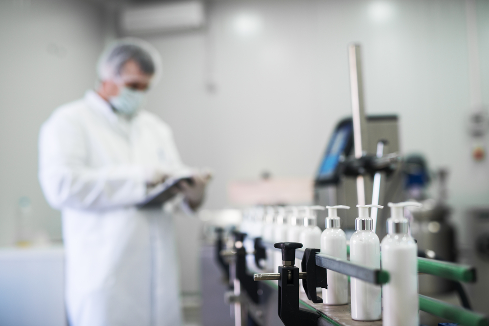 Finding an Ideal Cosmetics Manufacturing Partner