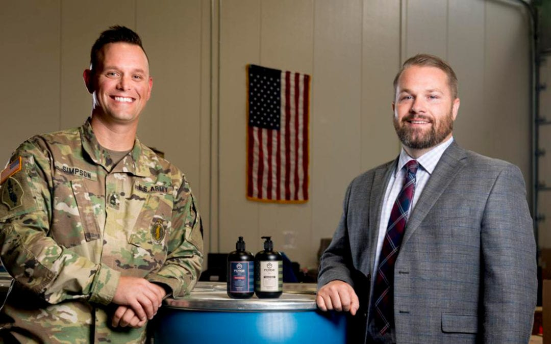 Eagle Mountain serviceman develops nonprofit to help veterans diagnosed with PTSD