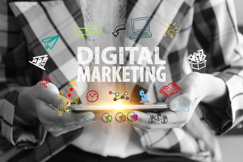cosmetics brand digital marketing